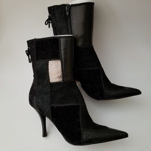 Nine West Bostick Pointed Toe Ankle Boot